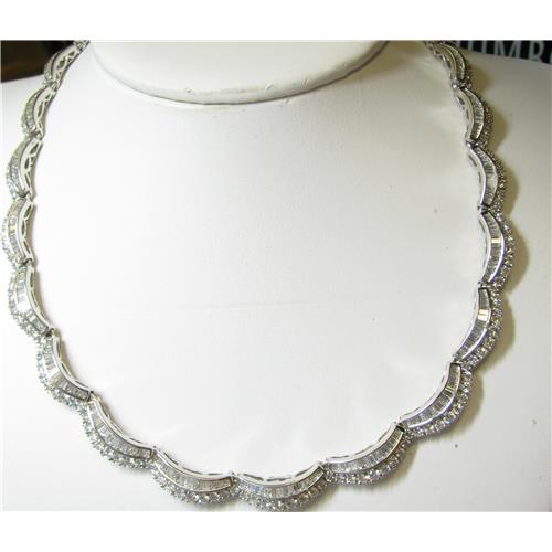 Diamond Necklaces In Boca Raton Necklace Las Tennis Online At Ny Jewelry Imports Florida